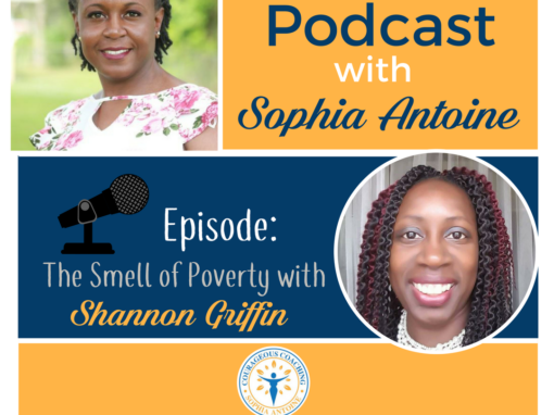 Episode 001 – The Smell of Poverty with Shannon Griffin