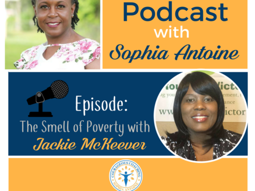 Episode 003 – The Smell of Poverty with Jackie McKeever