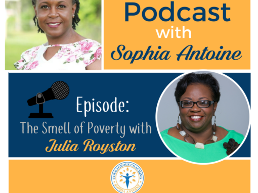 Episode 002 – The Smell of Poverty with Julia Royston