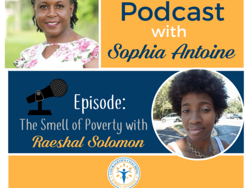Episode 005 – The Smell of Poverty with Raeshal Solomon