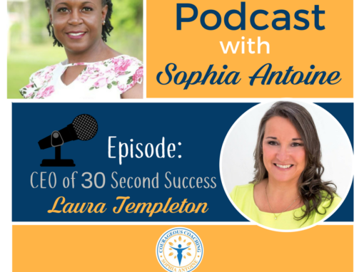 Episode 11 – A Talk with The Connection Queen Laura Templeton