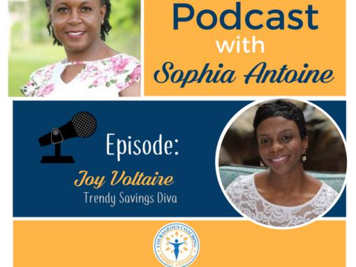CCP 021 – The Trendy Savings Diva | Joy Voltaire