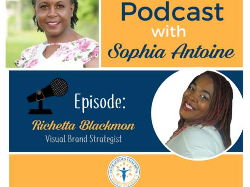 CCP 020 – Building a Personal Brand with Richetta Blackmon