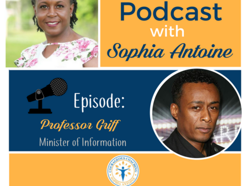 023 – A Candid Relationship Conversation with Professor Griff